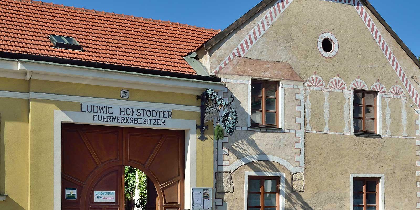 HEURIGER & BUSCHENSCHANK LUDWIG HOFSTÄDTER